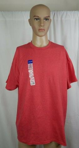 NWT NEW Men's Gildan Size XL T-Shirt Preshrunk Cotton Casual
