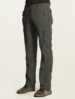 Pick-Pocket Proof Adventure Travel Pants Clothing Arts Grey