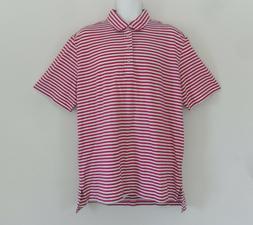 Ralph Lauren Polo Golf VINTAGE LISLE STRIPED Pima Cotton Shi