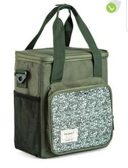 Portable Thermal Insulated Lunch Bag-Travel Picnic Lunch Box