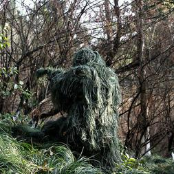 PUBG CS Camouflage Suit Hunting Clothes Breathable Sniper Ar