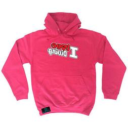 Scuba Diving Hoodie Hoody Funny Novelty hooded Top - I Love