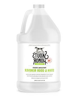 Skout's Honor Stain and Odor Remover size: 64 Fl Oz