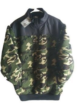 Original Deluxe Supply/apparel collection camouflage slip ov
