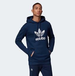 adidas Trefoil Hoodie Pullover Streetwear Sweatshirt Men's A