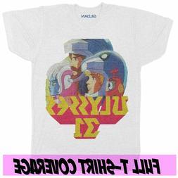 ULYSSES 31 RETRO CARTOON 80S 90S Mens Clothing Size S-2XL