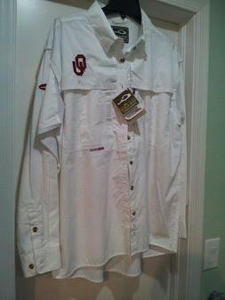 University Of Oklahoma Men Drake Clothing Co. Sportswear Lon