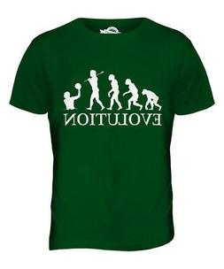 WATER POLO EVOLUTION OF MAN MENS T-SHIRT TEE TOP GIFT CLOTHI