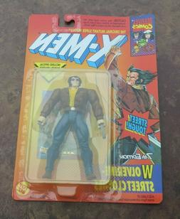 X-Men Wolverine Street Clothes Action Figure NEW IN BOX! 199